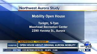 Aurora planning for transportation as city grows - Video