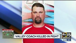 Mesa Community College football coach dies during fight in Phoenix - Video