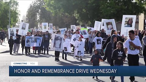 Kern County DA raising awareness for victims' rights during National Crime Victims week