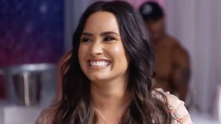 Demi Lovato Out In Public For The First Time Since Overdose