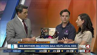 Big Brothers, Big Sisters gala helps SWFL kids - Video