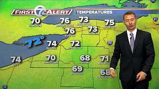 7 First Alert Forecast 06/23/17 - Video