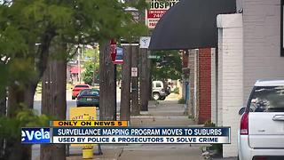 New crime fighting tool expands to Cuyahoga County suburbs - Video