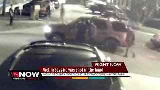 24-year-old victim shot in his left hand in Tampa's Hyde Park neighborhood - Video