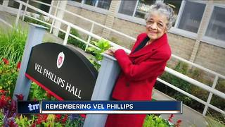 Milwaukee mourns Vel Phillips' death - Video