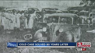 Cold case solved: 2 officers murdered in 1938 - Video