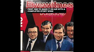 Vintage 7 Eyewitness Newsgame - Video