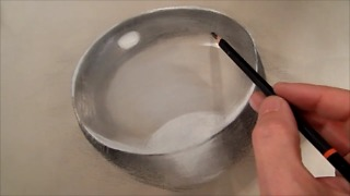 How to Draw a Water Drop - Video
