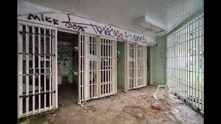 Abandoned Detention Center In South Florida
