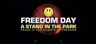 Freedom Day Australia Protest - A Stand In The Park Promo Video