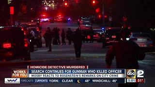Investigators have direction, 'significant leads' in murder of well-loved homicide detective - Video