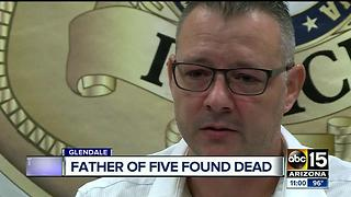 Family asks for help after father of five found dead at Glendale car wash - Video