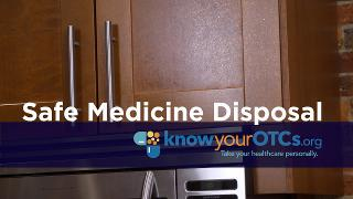 Safe Medicine Disposal - Video
