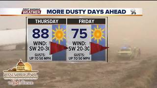 Chief Meteorologist Erin Christiansen's KGUN 9 Forecast Tuesday, April 17, 2018 - Video