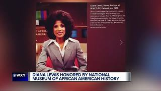 Diana Lewis Honored by National Museum of African American History - Video