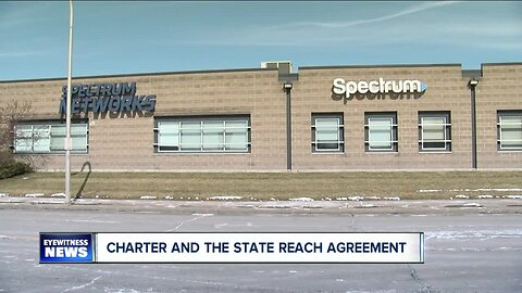 Charter and N.Y. state reach agreement