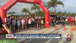 MADD Hosts Runs and Walk Fundraiser - Video