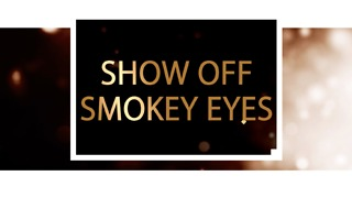 Show off smokey eyes - Video