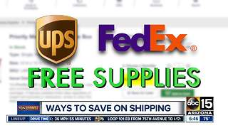 Save money every time you ship - Video