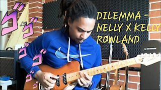 Electric Guitar Neosoul fingerstyle - Dilemma