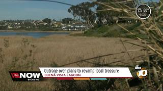 Outrage over plans to revamp local treasure - Video