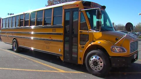 Howard Co. School bus cameras can catch illegally passing vehicles, will start issuing fines in AprilHoward Co. School bus cameras can catch illegally passing vehicles, will start issuing fines in April