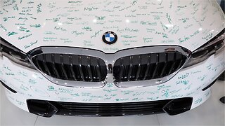 BMW opens its first plant in Mexico
