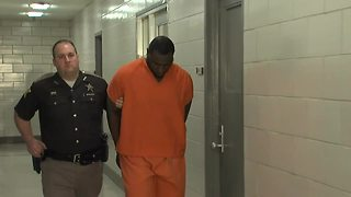 Suspects in 1-year-old's death walk to first court hearing - Video
