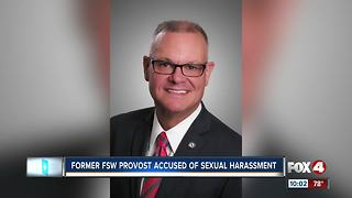Former FSW provost accused of sexual misconduct