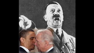 ADOLF HITLER CALLS OUT JOE BIDEN