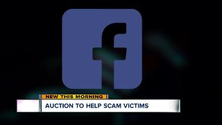Twinsburg Police Dept. holding auction for victims of scam - Video