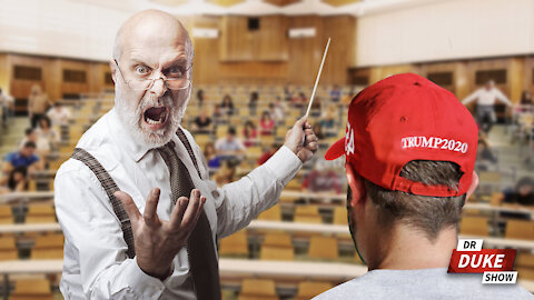 Ep. 310 – College Professor Won't Tolerate Trump Supporters In His Class