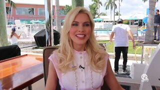 Delray Beach actress stars in new movie with A-list cast