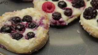 Fruit Danish - Full Recipe - Video
