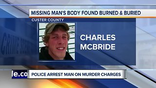 Police make arrest in connection with missing Custer County man