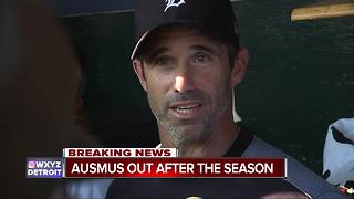 Brad Ausmus reflects on time with Tigers - Video