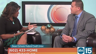 Desert Schools Federal Credit Union: Home warranty vs. home insurance - Video