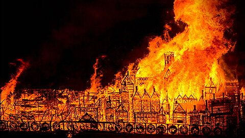 What Happened After The Great Fire Of London In 1666