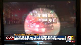 Briana Benson trial: Uber driver video released from night of Madie Hart's death - Video