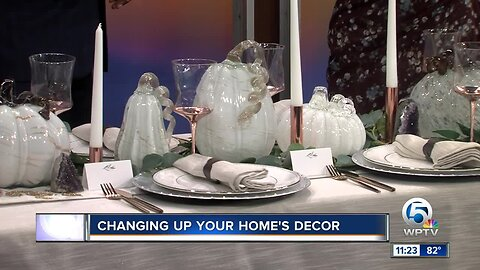 Change up your home decor this fall