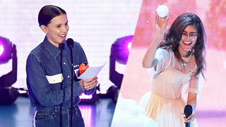 The BEST Moments From Nickelodeon' 'Kids Choice Awards' - Video