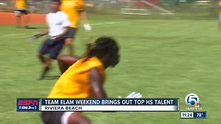 Team Elam 2nd Annual 7 on 7 Tournament