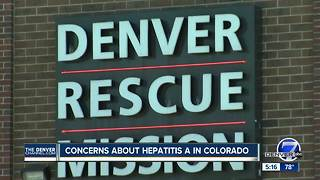 Hepatitis A cases double in Colorado from last year - Video