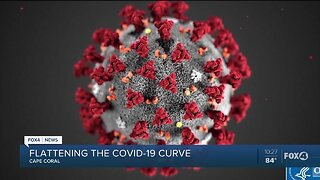 Doctor speaks to Fox 4 about flattening the COVID-19 curve