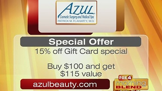 Azul Cosmetics and Medical Spa 12/15/16 - Video