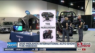 Midlands International Auto Show underway at CHI Health Center