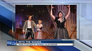 Musical Into the Woods now playing at Sunset Playhouse - Video