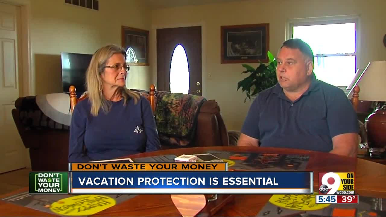 Protect your vacation: Buy the right insurance