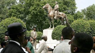 In Tennessee, Confederate Monuments Are Still A Sore Subject - Video