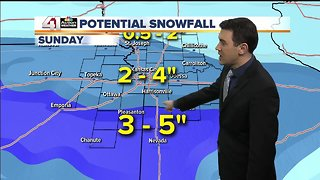 Gerard Jebaily - Evening Weather Update